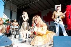 Oakville Canada Day