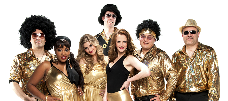 The Premier Disco Show Band